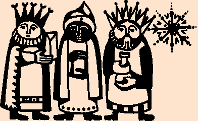 Epiphany Of The Lord Clip Art
